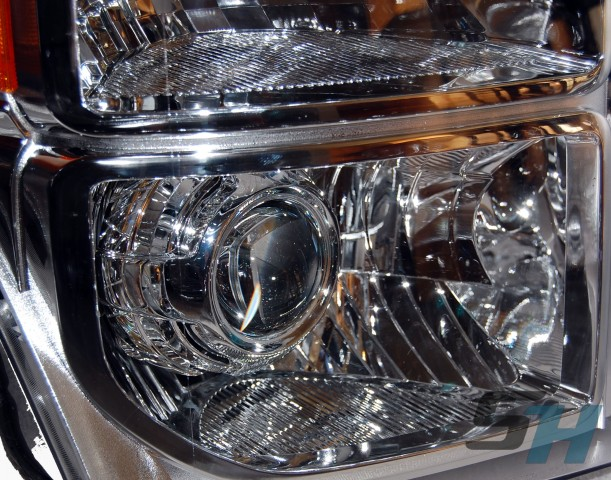 2011 Ford Superduty HID Projector Headlamps