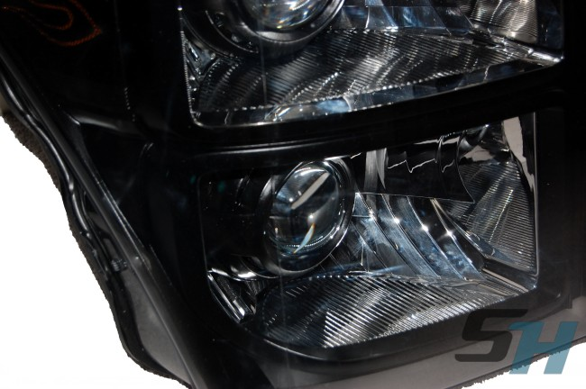 2016 Ford Super Duty >> 2011-2016 Ford Superduty F250 F350 F450 F550 Complete Custom Paint Headlight Package ...