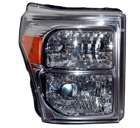 Ford Superduty HID Retrofit X Headlight